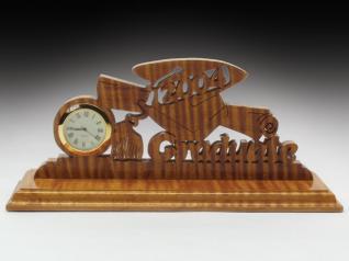 Graduates Clock