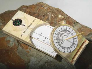 how to make a sundial easy