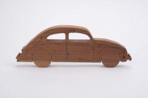 VW Beetle Puzzle REF-S