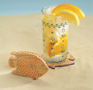 Fish Coasters-Lead-z
