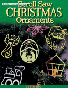 scroll saw christmas ornaments. for more fretwork ornaments, see scroll saw christmas ornaments by tom zieg. make impressive yet inexpensive with the saw.